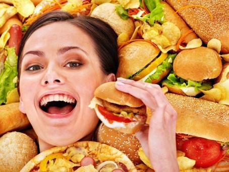 Еда для здоровых ногтей