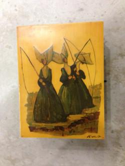 Fishing Nuns Outside