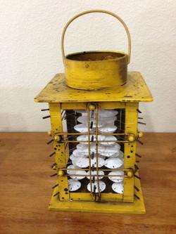 Small yellow lantern