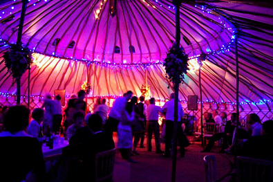 Party/ Wedding Yurt