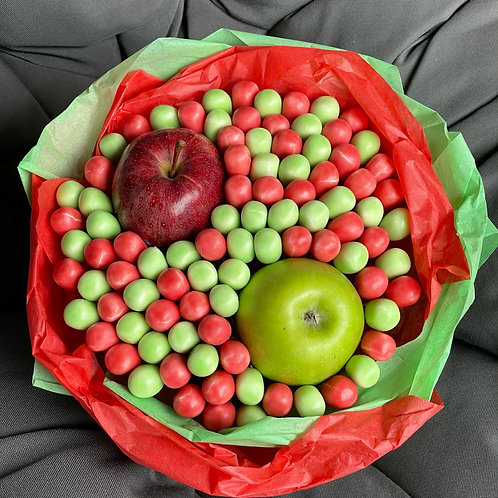 Apfel Dragees