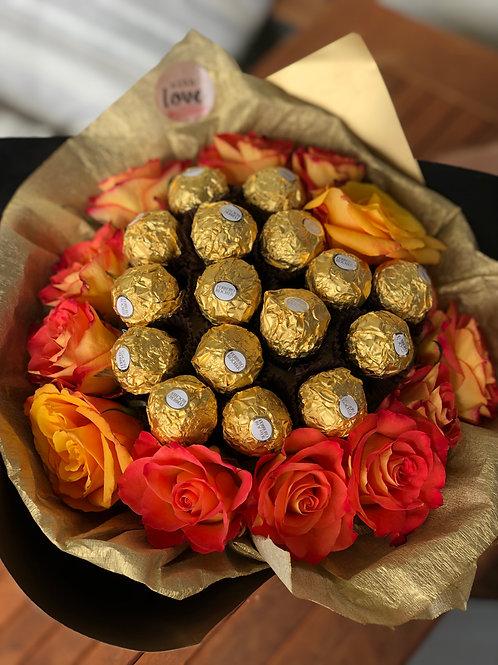 Ferrero mit Rossen