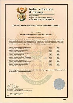 SAAAC Certificate two.jpg