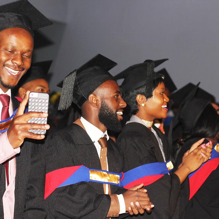 2020 Graduations - Postponed or Cancelled as per DHET Communique