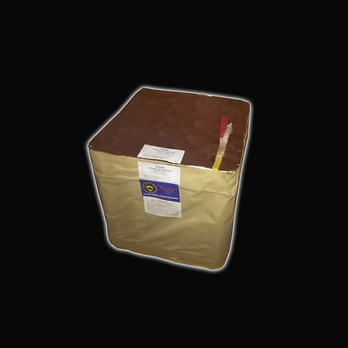 "DP23E09825S Display Cake (2.5"" Brocade)"