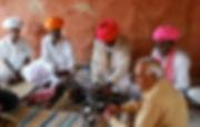 tribes of rajastan desert