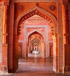 interior-jama-masjid-fatehpur-sikri-utta