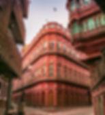 Bikaner la vieille ville
