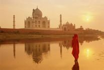 L'iconique Taj Mahal, Uttar Pradesh