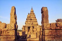 Mahabalipuram, chefs-d'oeuvre des rois Pallavas