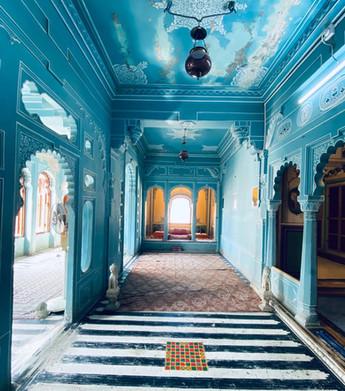 Le Palais d'Udaipur, Rajasthan