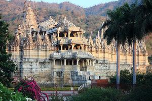 magnifique temple jain de Ranakpur