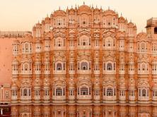 Hawa Mahal - Palais des vents, Rajasthan