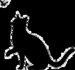 black-cat-free-clip-art-image-silhouette