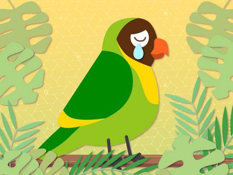Corpo Inteligente: bico de papagaio tem um lado bom?
