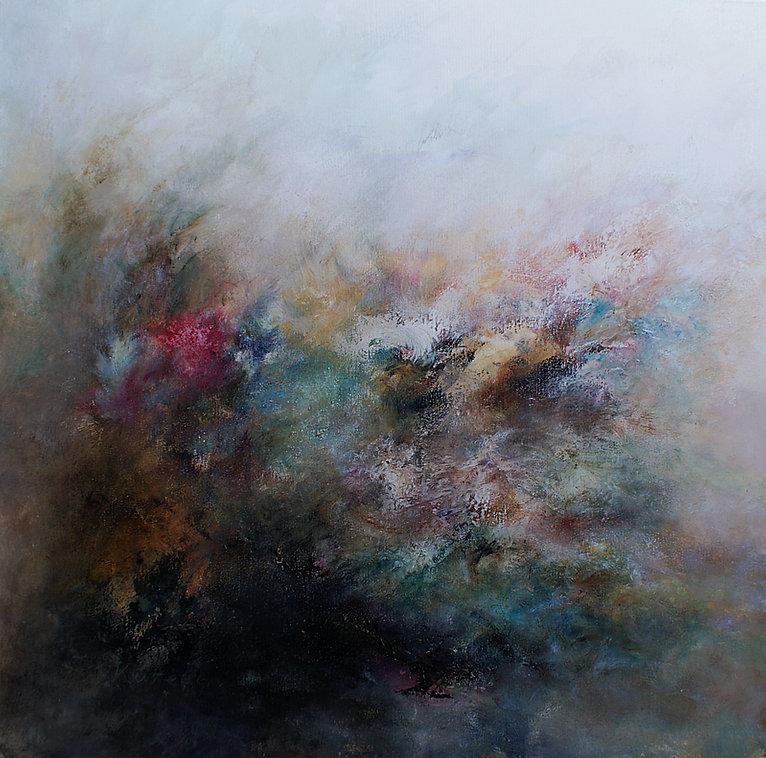 (10)  100x100cm      Acrylic on canvas