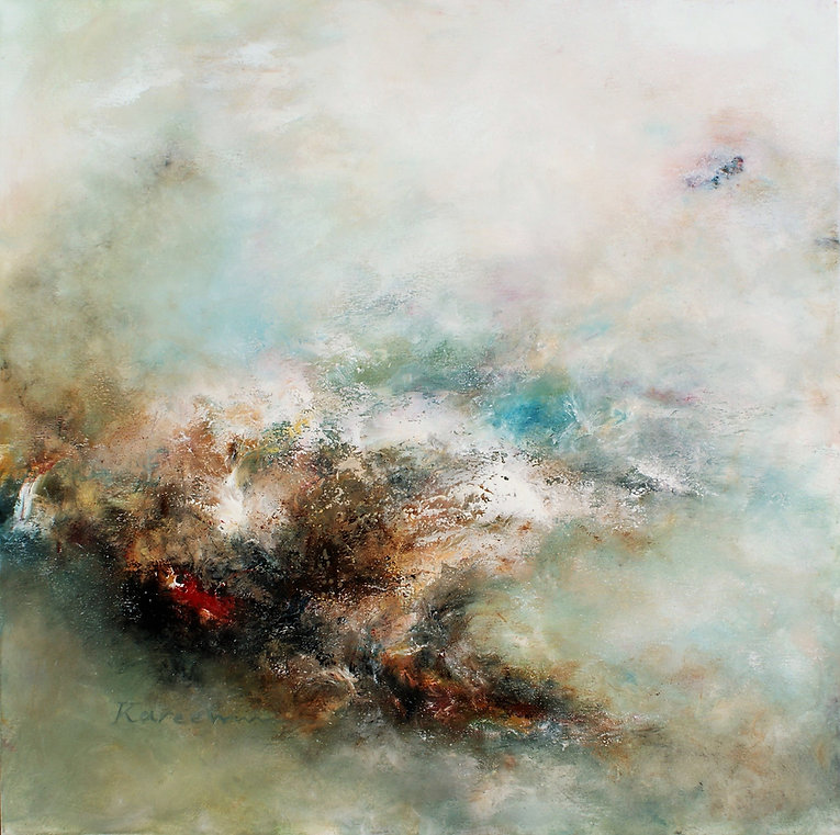100x100 cm      Acrylic on canvas [priva