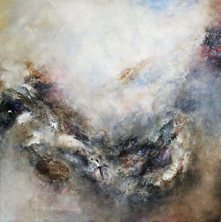 (8)  100x100  cm  Aclylic on canvas [pri