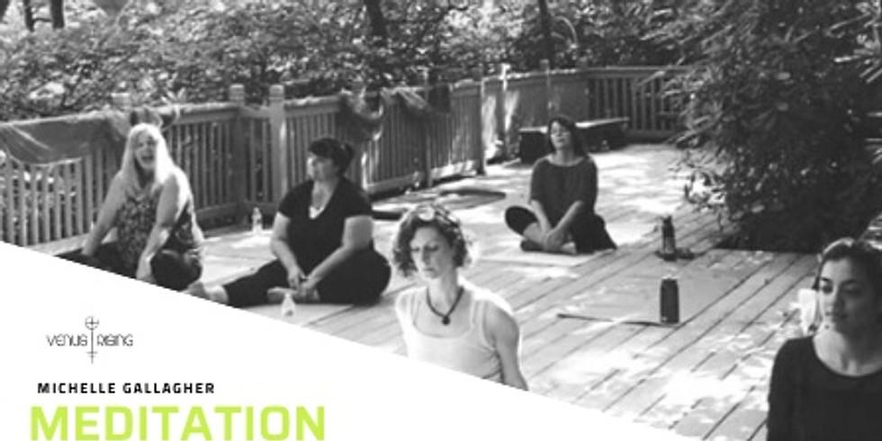 Meditation on The Deck