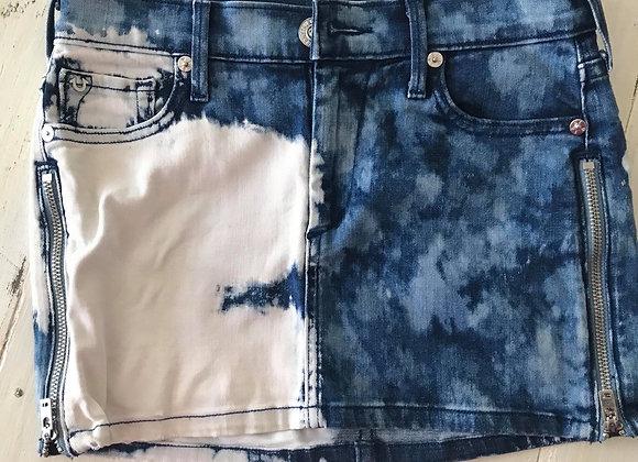 Jupe en jeans True religion