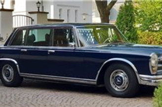 Mercedes 600 aus 1. Hand