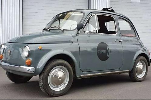 Fiat 500 aus 1. Hand
