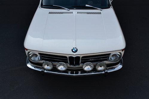 - SOLD -   BMW 2002 ti