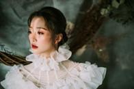 Korean Style Bridal Makeup and hair