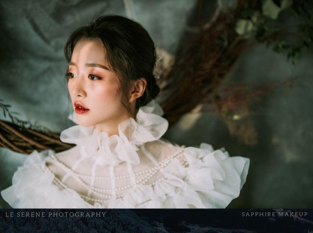 Bridal Makeup Korean Style