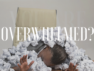 Totally Overwhelmed at Work?
