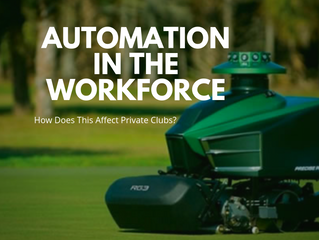 Automation in the Workforce