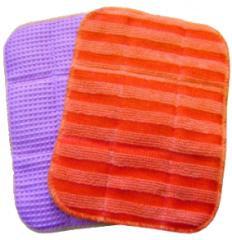 Губка для стеклокерамики 22*16 МФ 023-300 С