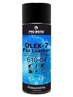Арт.610-03 Olex-7. For Leather (аэрозоль)