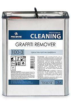 Арт.100-3 Graffiti Remover