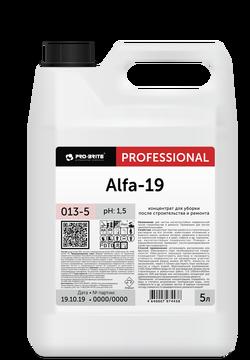 Арт.013-5 Alfa-19