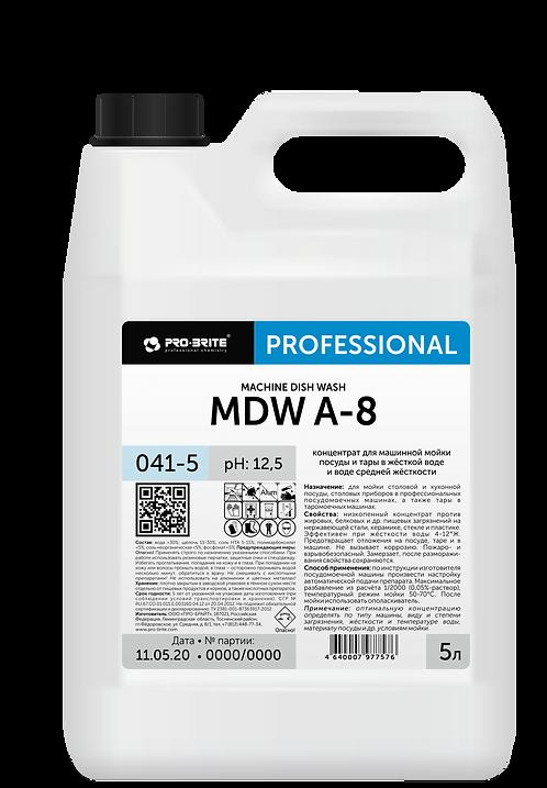 MDW A-8