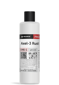 Axel-3 Rust Remover
