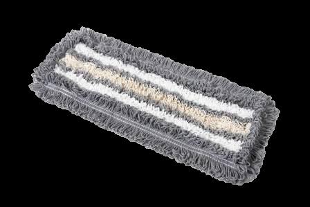 Моп петельный комбинированный серый(под держатель Вермоп Спринт)