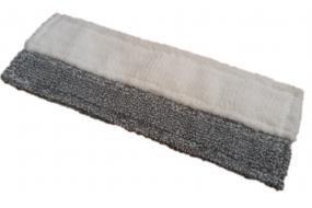 Моп микрофибра комбинированный карман-язык 40см.