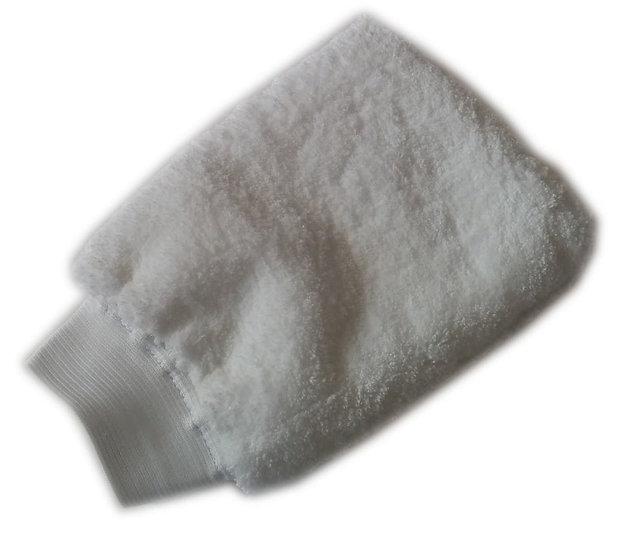 Рукавичка микрофибра c резинкой
