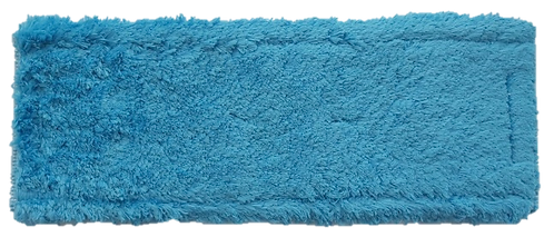 Моп микрофибра синий(карман)