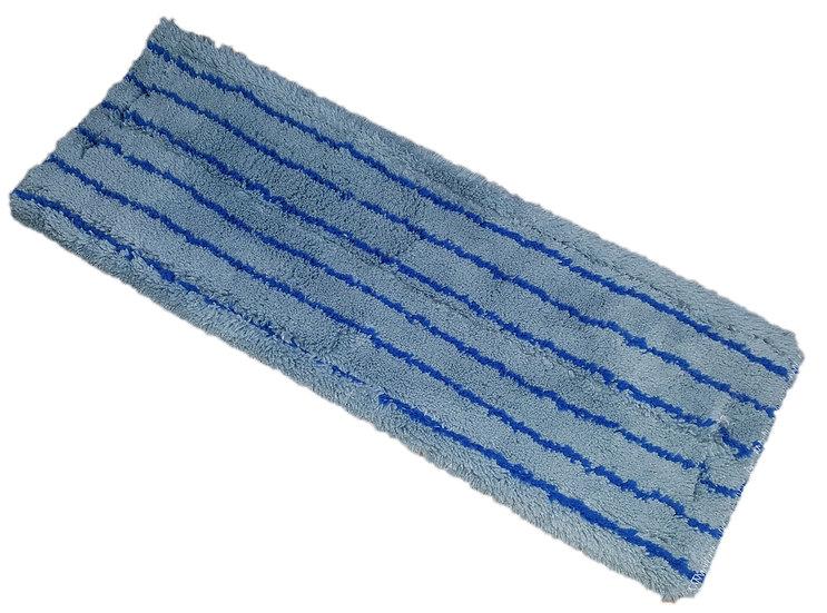 Моп мф серый с синей полосой карман-язык 40см