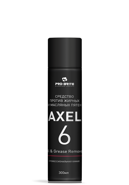 Axel-6 Oil & Greaser Remover