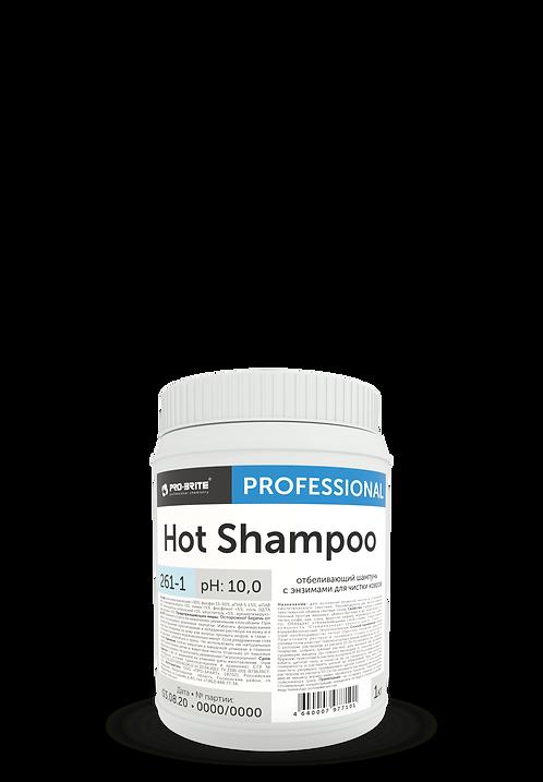 Hot Shampoo