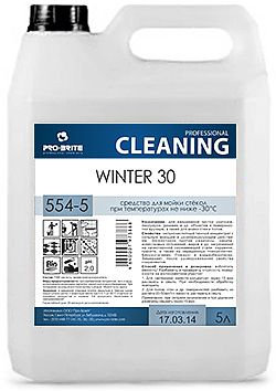 Арт.554-5 Winter Window -30