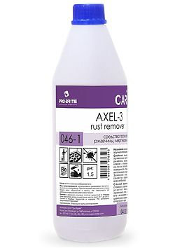 Арт.046-1 Axel-3. Rust Remover