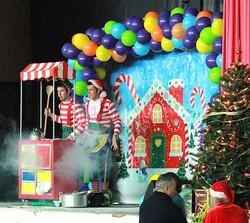show natal - Espetáculo de Natal