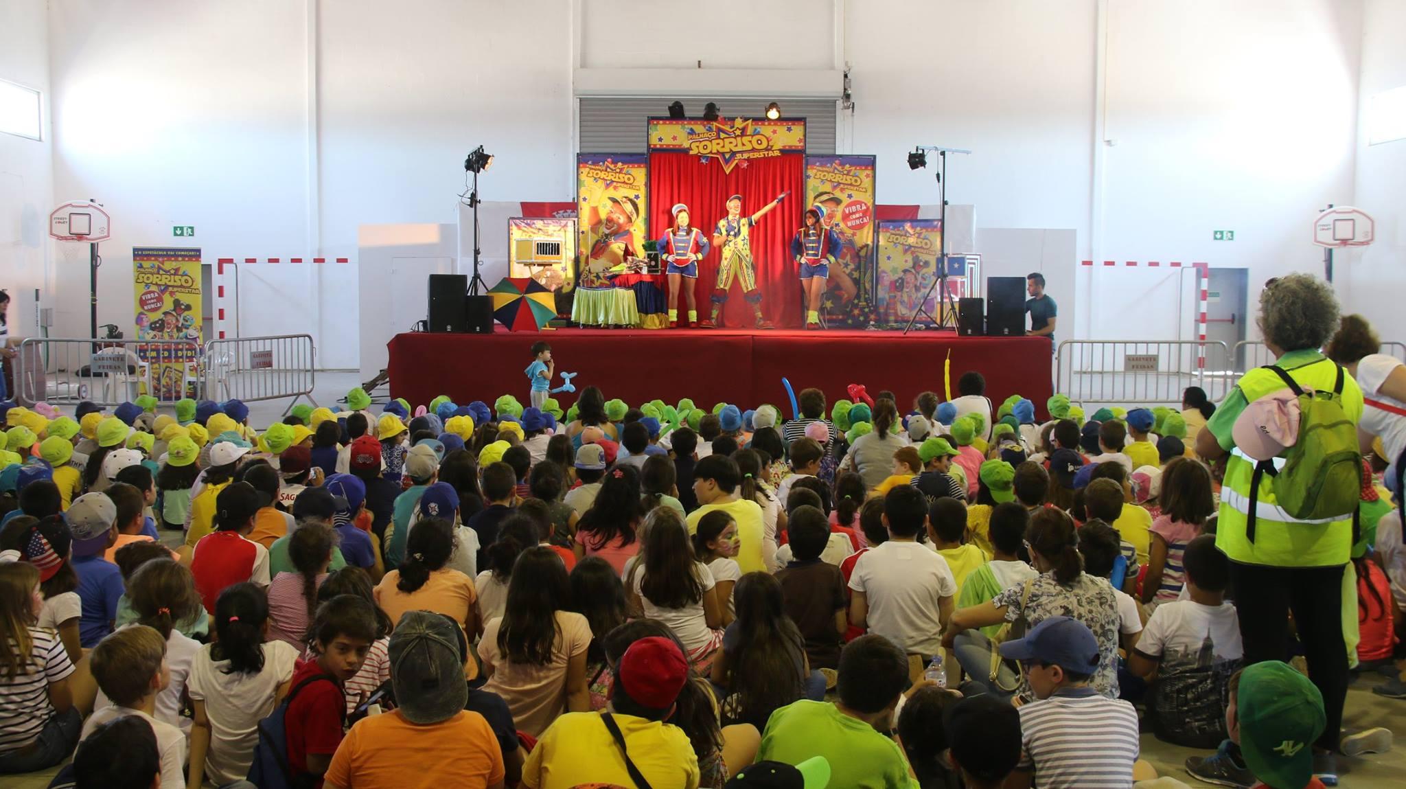 Espetáculo Dia Mundial da Criança