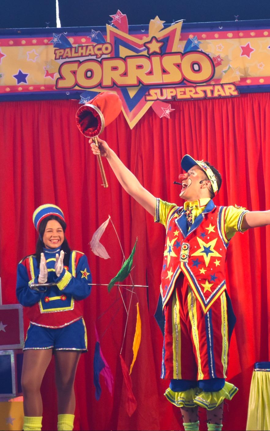 Espetáculo Magia Infantil