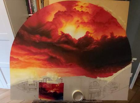 WIP - Needful Things: #5 Farbe auf den Hintergrund!